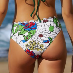Bikini Bottom Tropical Floral 5