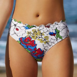Bikini Bottom Tropical Floral 4